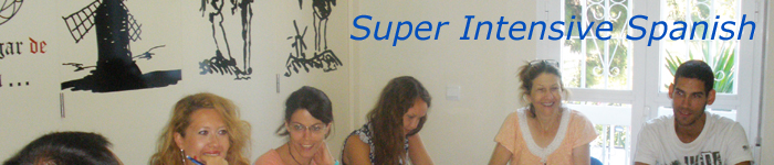 Cervantes Super Intensive Spanish Course