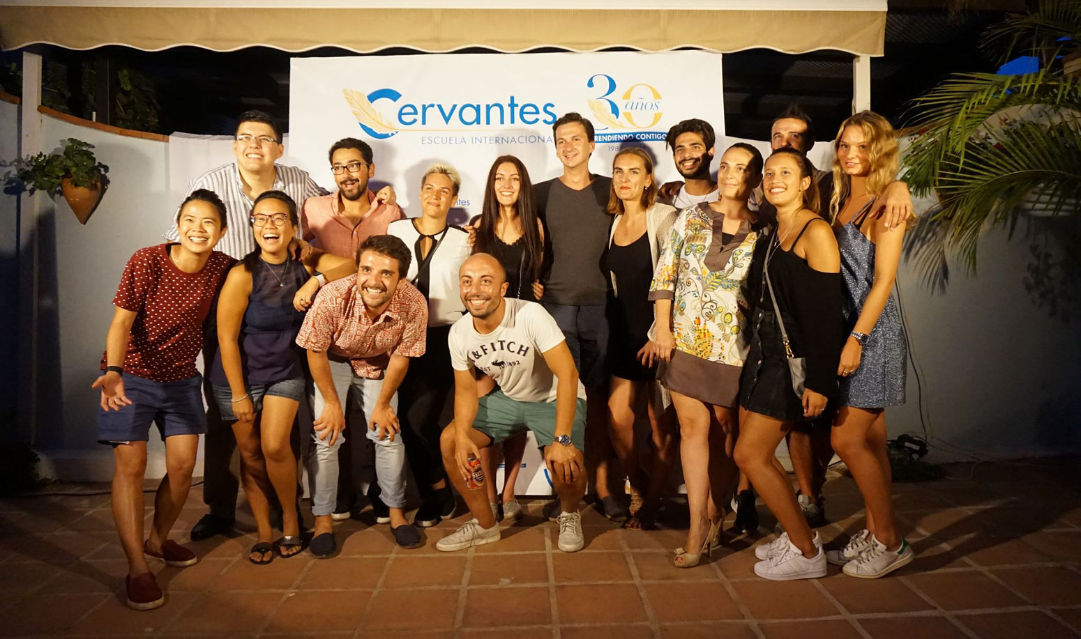 Meet the Cervantes team