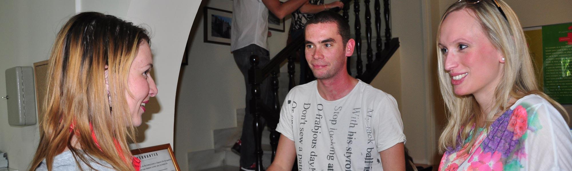 Tailor made Spanish courses in Malaga, Spain   Cervantes EI
